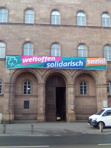 Tannenbaum Fürth.Die Linke Stadtratsgruppe In Fürth